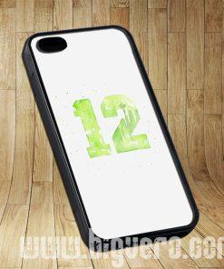 12th Man Seahakws Cases iPhone, iPod, Samsung Galaxy