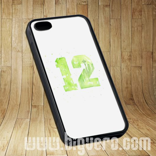 12th Man Seahakws Cases iPhone, iPod, Samsung Galaxy