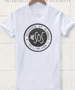 5 Seconds Of Summer T Shirt