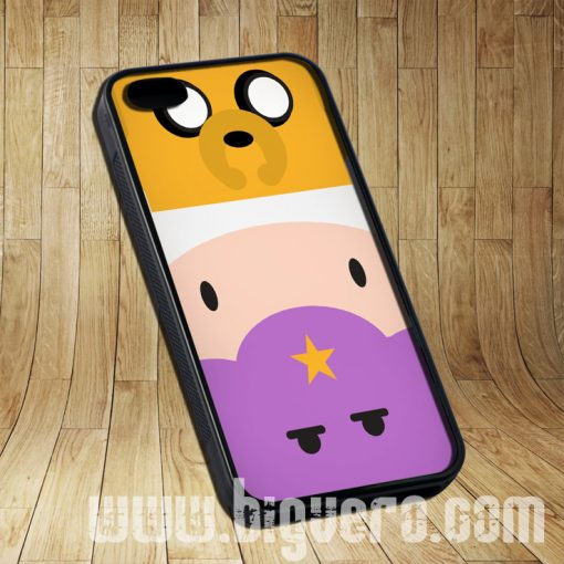Adventure Time Jake and Finn Cases iPhone, iPod, Samsung Galaxy