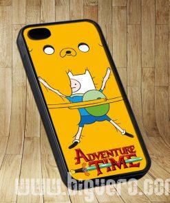 Adventure Time Jake and Finn Bro Hug Cases iPhone, iPod, Samsung Galaxy