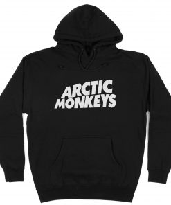Arctic Monkeys Simple Hoodie
