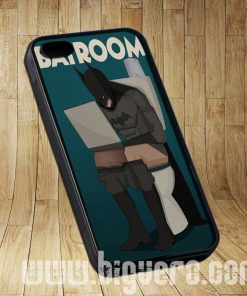 Batroom Heroes Cases iPhone, iPod, Samsung Galaxy