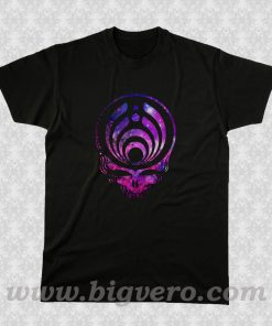 Bassnectar Galaxy Slogan T Shirt