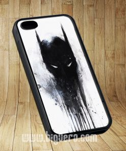 Batman Watercolor Cases iPhone, iPod, Samsung Galaxy