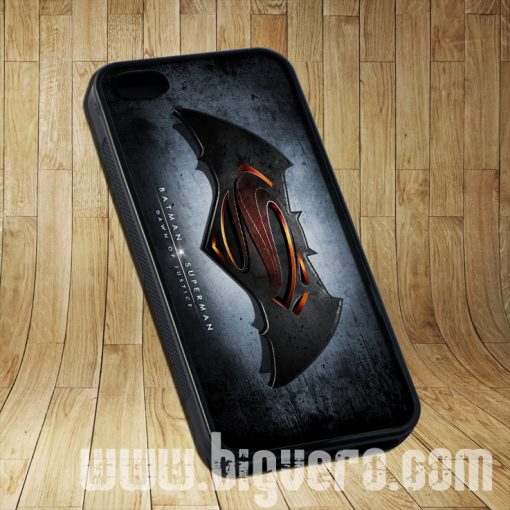 Batman v Superman Logo Cases iPhone, iPod, Samsung Galaxy