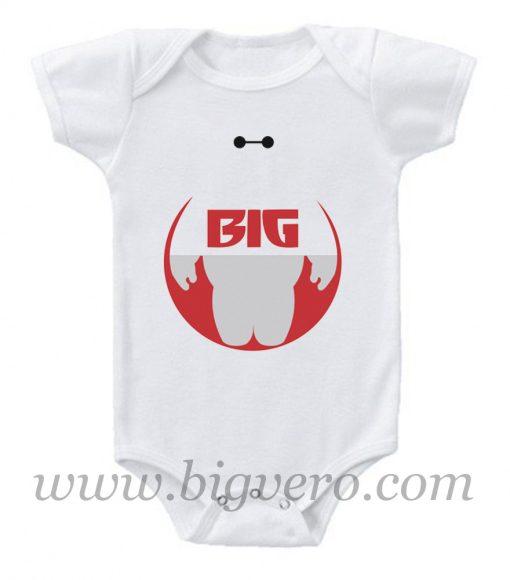 Baymax Big Big Hero 6 Baby Onesie