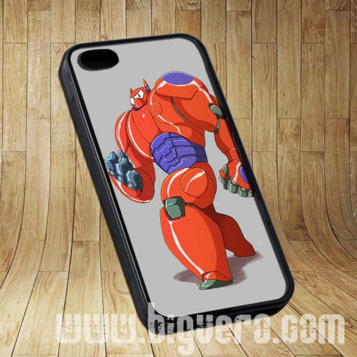 Baymax Big Hero 6 Cases iPhone, iPod, Samsung Galaxy
