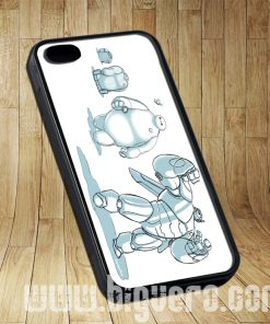 Baymax Evolution Cases iPhone, iPod, Samsung Galaxy