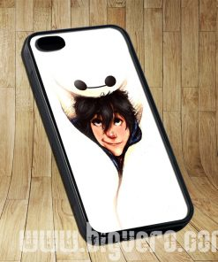 Baymax and Hiro Cases iPhone, iPod, Samsung Galaxy