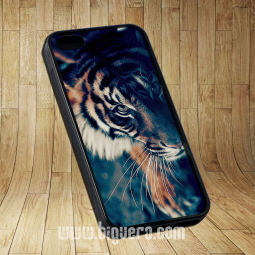 Bengal Tiger Face Closeup Cases iPhone, iPod, Samsung Galaxy