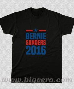 Bernie Sanders President 2016 T Shirt