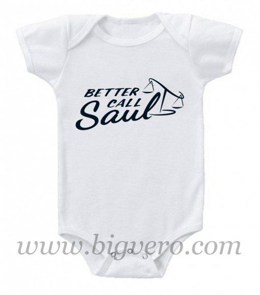 Better Call Saul Baby Onesie