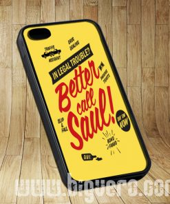 Better Call Saul Cases iPhone, iPod, Samsung Galaxy