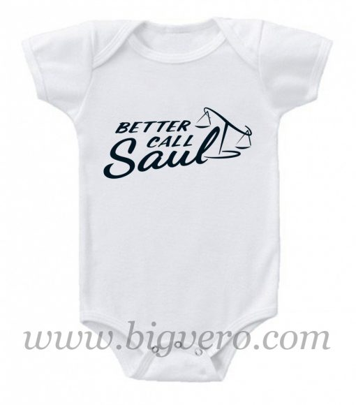 Better Call Saul Baby Onesie