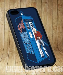 Biff Has The Phone Box Cases iPhone, iPod, Samsung Galaxy