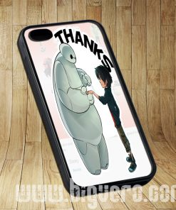 Big Hero 6 and Puss in Boots Cases iPhone, iPod, Samsung Galaxy