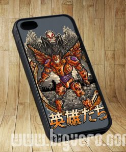 Big Heroes Kanji Cases iPhone, iPod, Samsung Galaxy