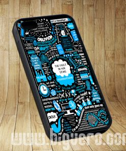 The Fault In Our Stars John Green Cases iPhone, iPod, Samsung Galaxy