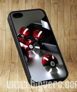 Box of Glowing Pokeballs Cases iPhone, iPod, Samsung Galaxy