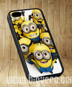 Despicable Me Minions Cases iPhone, iPod, Samsung Galaxy