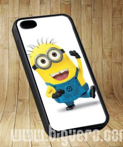 Minion White Yellow Cases iPhone, iPod, Samsung Galaxy