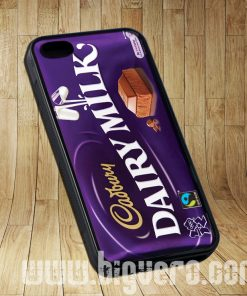 Cadbury Chocolate Dairy Milk Cases iPhone, iPod, Samsung Galaxy