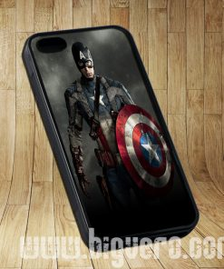 Captain America Cover Cases iPhone, iPod, Samsung Galaxy