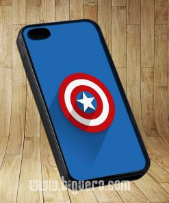 Captain America Logo Cases iPhone, iPod, Samsung Galaxy