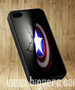 Captain America Shield Cases iPhone, iPod, Samsung Galaxy