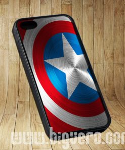 Captain America's Shield Cases iPhone, iPod, Samsung Galaxy