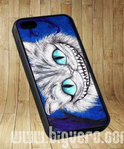 Cheshire Cat Cases iPhone, iPod, Samsung Galaxy