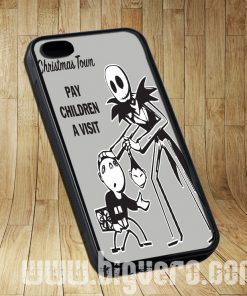 Chistmas Town Pay Children a Visit Cases iPhone, iPod, Samsung Galaxy