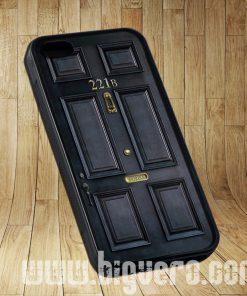 Classic Old sherlock holmes 221b Door Cases iPhone, iPod, Samsung Galaxy