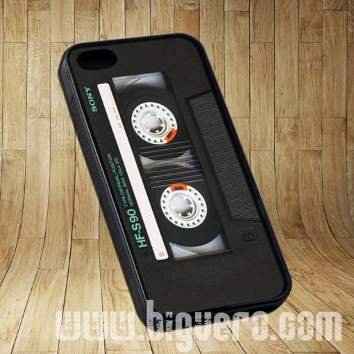 Classic Retro Cassette Tape Cases iPhone, iPod, Samsung Galaxy