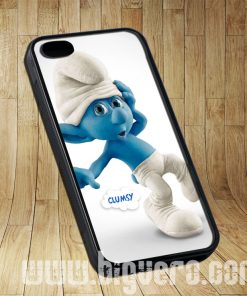 The Smurfs Clumsy Cases iPhone, iPod, Samsung Galaxy