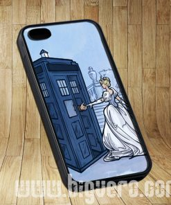 Come Away With Me Cinderella Tardis Cases iPhone, iPod, Samsung Galaxy