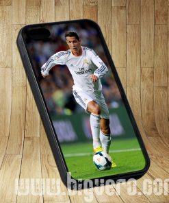 Cristiano Ronaldo of Real Madrid FC Cases iPhone, iPod, Samsung Galaxy