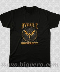 Hyrule University Hero Training T Shirt