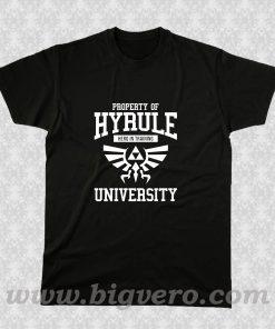 Hyrule University T Shirt