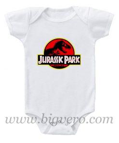 Jurassic Park Baby Onesie