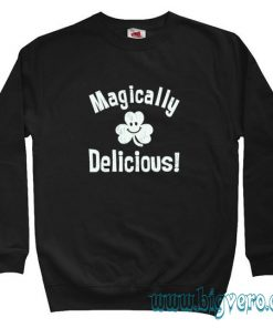 Magically Delicious Sweatshirt Size S-XXL