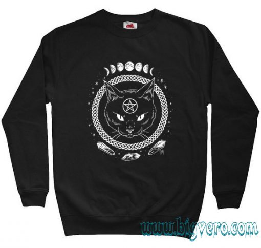 Magical Protection Symbol Sweatshirt Size S-XXL