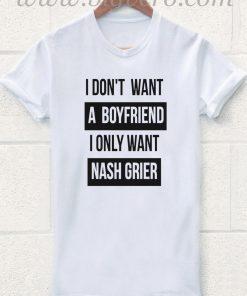 NASH GRIER MAGCON T Shirt