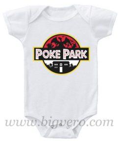 POKE PARK Baby Onesie