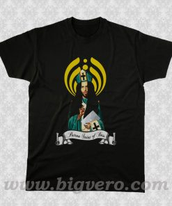 Patron Saint of Bass Bassnectar T Shirt