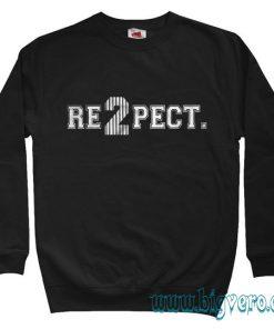 Re2pect Derek Jeter Sweatshirt Size S-XXL