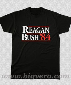 Reagan Bush T Shirt