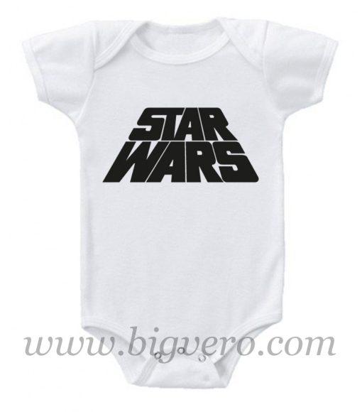 Star Wars Baby Onesie