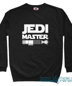 Star Wars Jedi Master Sweatshirt Size S-XXL